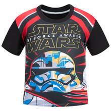 Buy Star Wars Stormtrooper T Shirts Short Sleeve O Neck Top clothing ninjago shirt boy 2017 new fashion high Summer tops for $5.74 in AliExpress store
