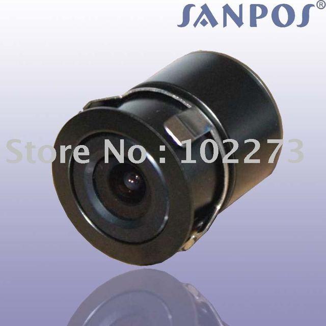 wateproof,420 TV lines,car mini universal reversing camera,170 degrees lens angle,free shipping SP-5706-A