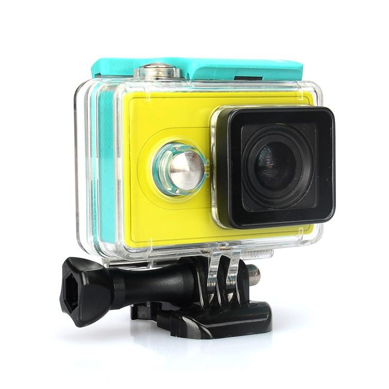 image for KingMa Original Xiaomi Yi Waterproof Case, Mi Yi Action Camera 40M Div