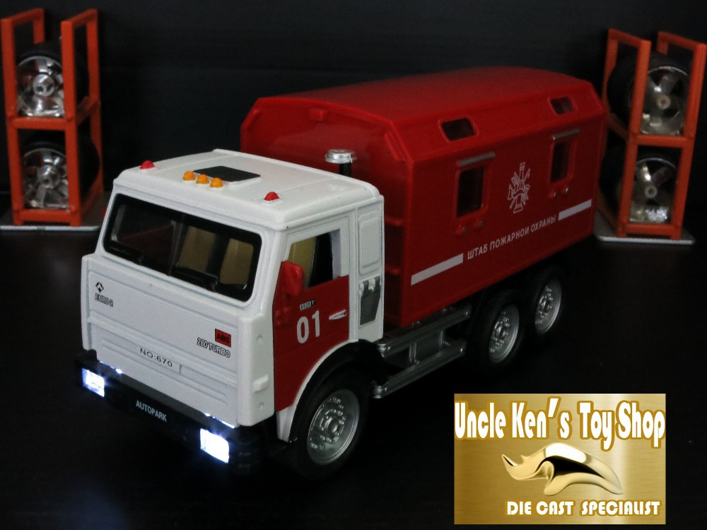 Free shipping Russian Military diecast KAMAZ mack truck toy with pull back function/music/light/Russia version for kids as gift(China (Mainland))