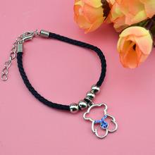 DIY bear bracelet lovely modelling bracelets for women bracelet on the leg Women jewelry friendship bracelets Wholesale cheap