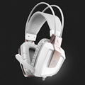Salar T8 Professional Gaming Headphone Vibration Function Headset with Mic Stereo Bass Earphone LED Light for