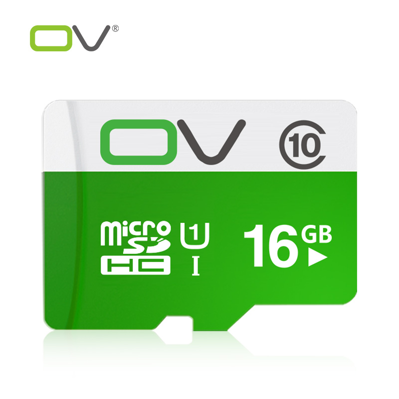 OV micro sd card 16gb class 10 High Speed 16GB Memory Card SDHC UHS-1 TF Card Micro SD Card Pass H2testw for Phone/Tablet/Camera(China (Mainland))
