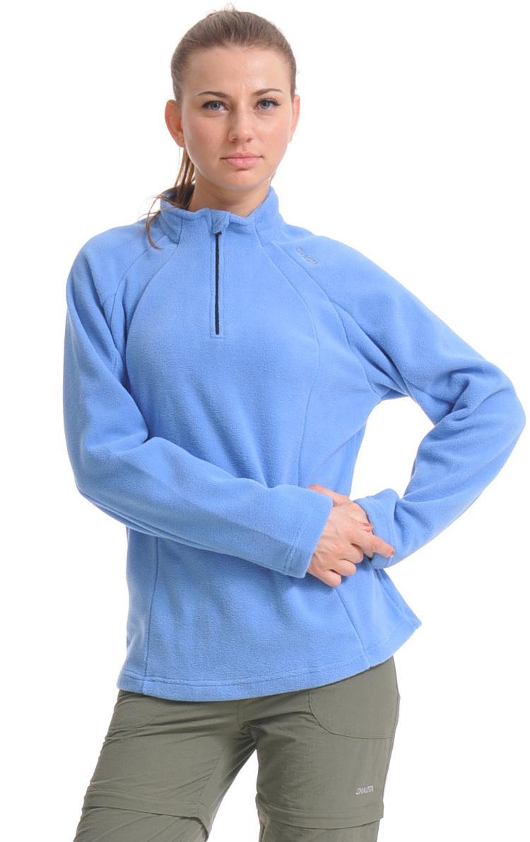 Outdoor Women fleece over coat jacket keep warm No pilling ...