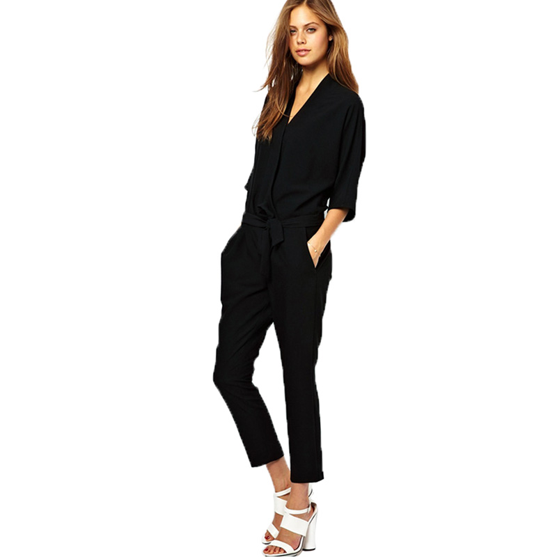 Wonderful Casual Jumpsuit  Rompers And Jumpsuits For WomenStrapless Jumpsuit