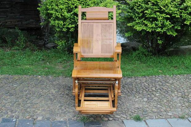 Pieghevole sedia a dondolo promozione fai spesa di for Sedia a dondolo reclinabile