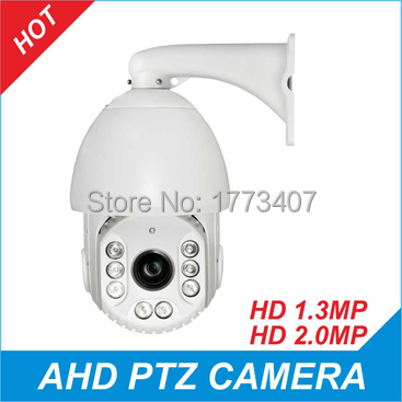 960P High Speed Dome Camera  HD IR PTZ Camera 1.3MP PTZ Camera 1/3  CMOS sony sensor infrared technolygy wiper waterproof<br><br>Aliexpress
