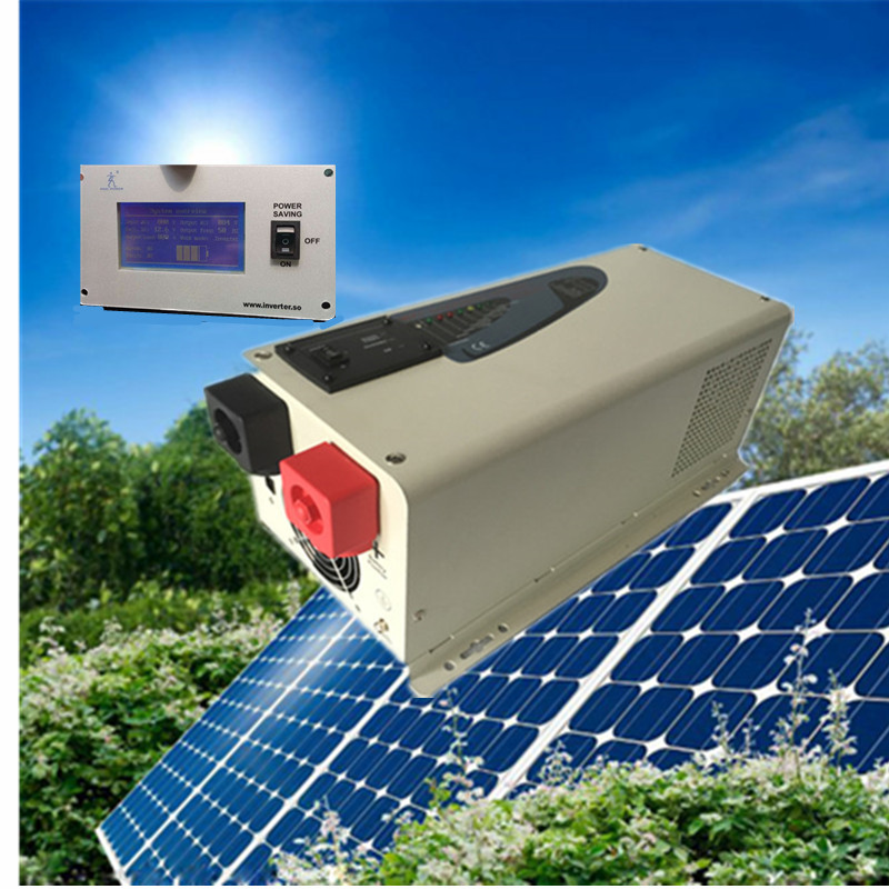 solar system inverter low frequency 48v --220v solar inverter for ice cream machine,air conditioner(China (Mainland))