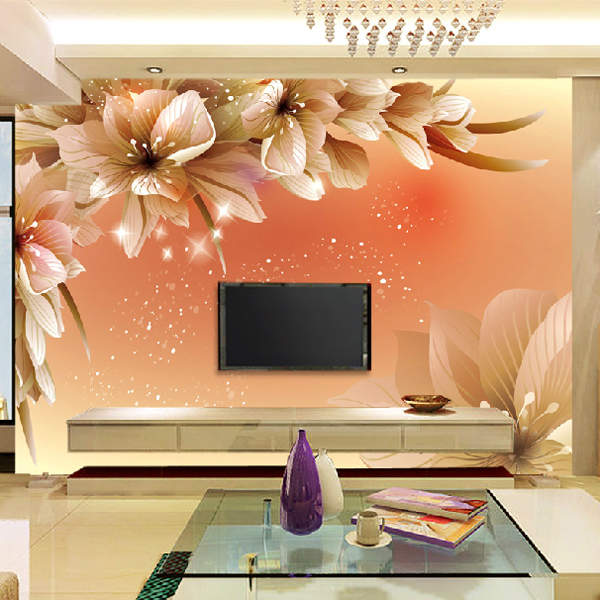 3d photo wallpaper chinese style butterfly in love flower for 3d photo wallpaper for living room