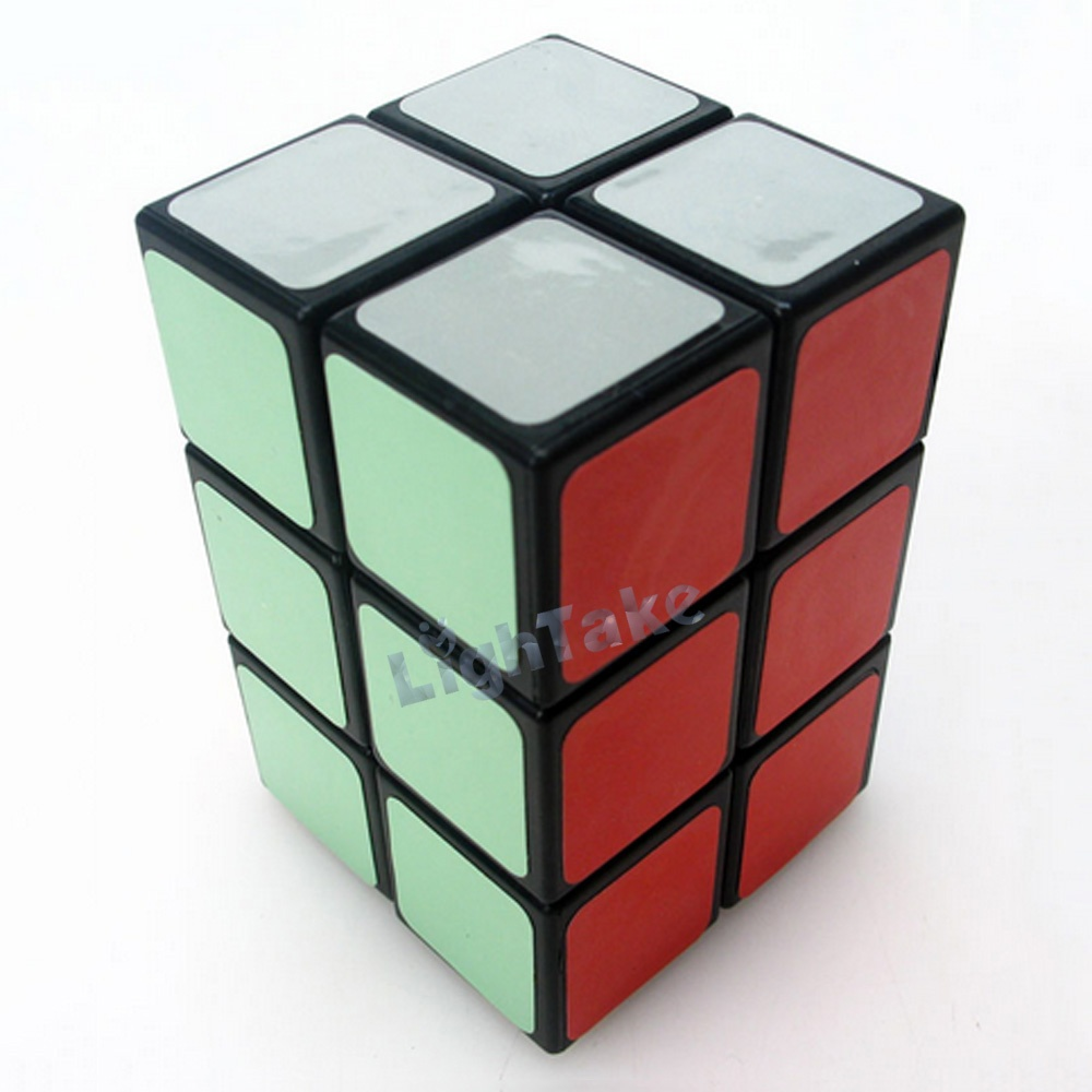 2015 Brand New Z- Cube 2x2x3 Magic Speed Cube Rotational Twisty Puzzle Cubes Educational Toy Special Toys(China (Mainland))