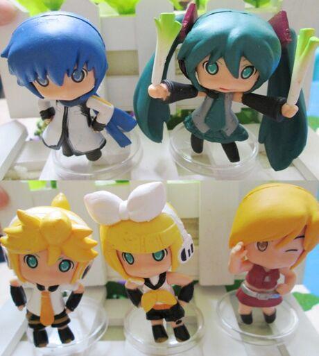 New Arrive!High Quality 3set  6cm Nendoroid Petit  Vocaloid figure Toys Good Smile Hatsune Miku, <br><br>Aliexpress