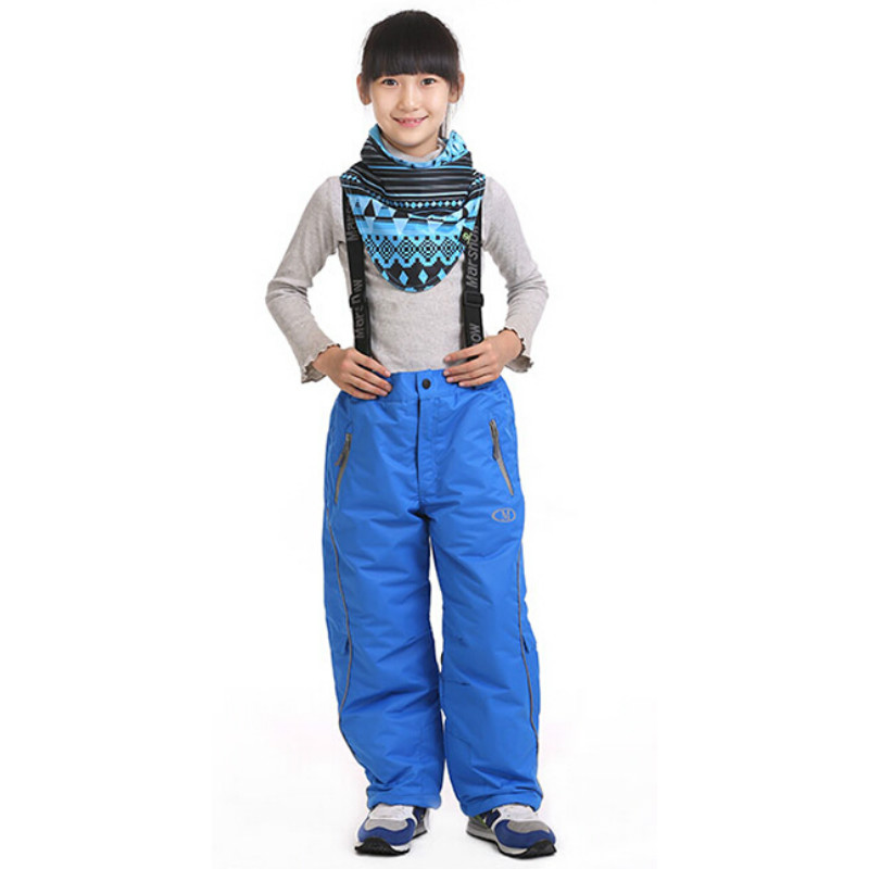Ourdoor Sports Ski Pants Winter Childrens Skiing Pants High Quality Snowboard Trousers Warm Waterproof<br><br>Aliexpress