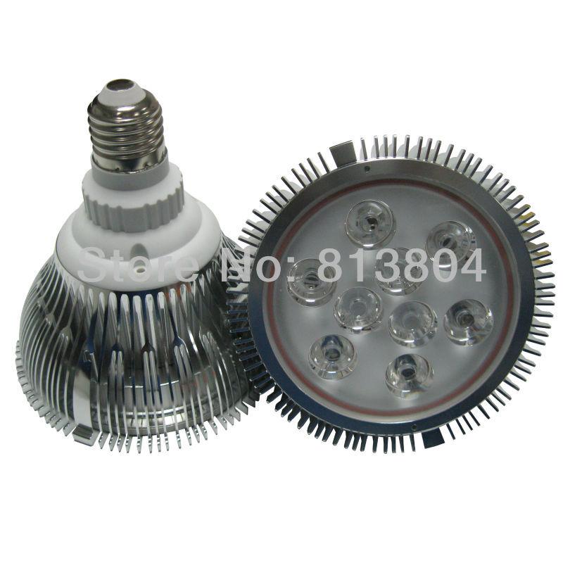 Waterproof + dimming18W High Power LED PAR38 Spot Light Bulb, 9*2W P38 LED Lamp, Warm White Neutral White Cool White(China (Mainland))