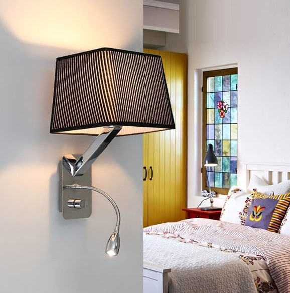Fabric Wall Lighting : Aliexpress buy creative fabric wall sconces band