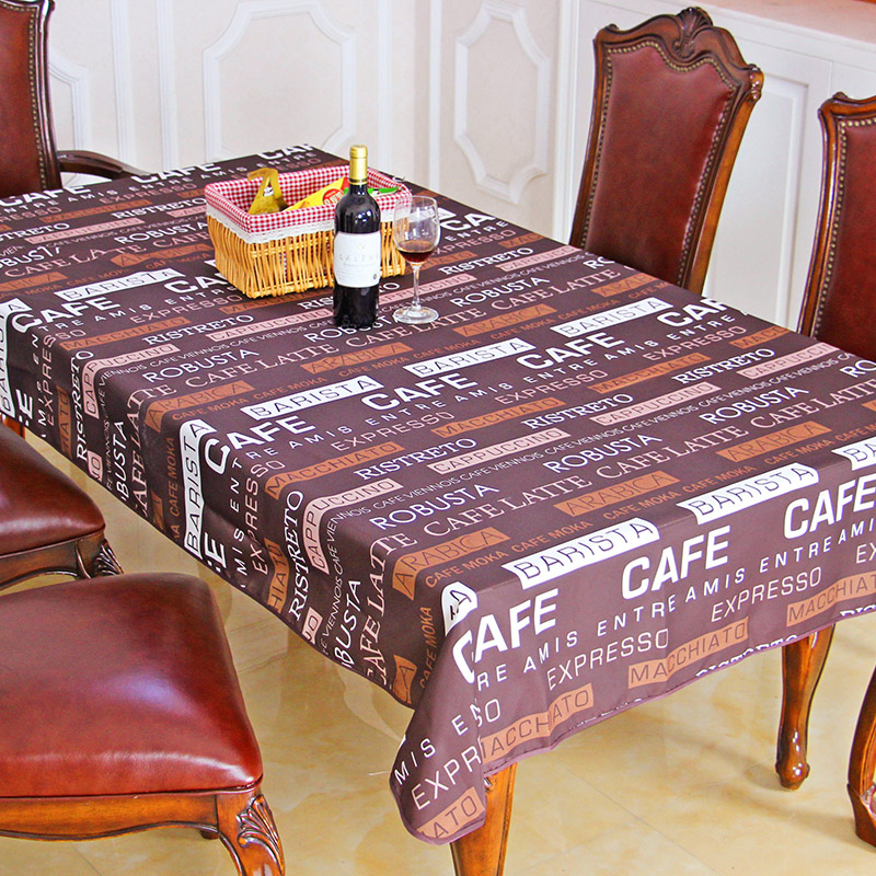 Europe Style Waterproof Cafe Europe Style Table Cloth High Quality Tablecloth Table Cover manteles para mesa Free Shipping(China (Mainland))