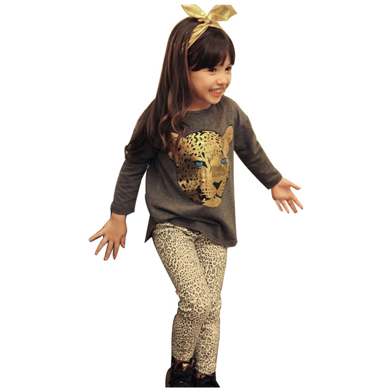 Гаджет  Retail 2015 New girls clothing sets,full sleeve T shirt+legging 2pc set,3 color,baby clothing,kids clothes,cotton,Free Shipping None Детские товары