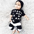 Hot Sale Children Summer Suit Newborn Baby Boys Clothes Set Kids Casual Comfy Short Sleeves Clothing