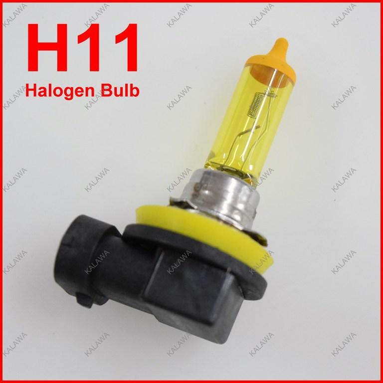H11 korea istehsali masinlari ucun orginal dumanni isiqi