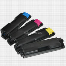4PC Lot Compatible color toner cartridge For Kyocera ECOSYS M6526cdn Toner KIT TK 590 TK 592