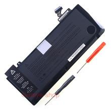 New Original Genuine A1322 Laptop Battery For Apple Macbook Pro 13″ A1278 Unibody 2009 – 2012 Version 10.95V 63.5Wh