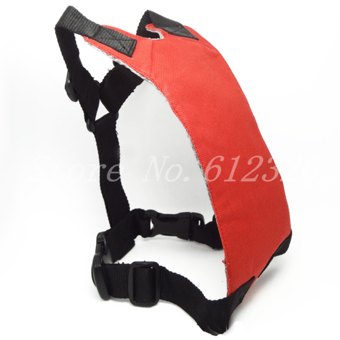Design dog harness fashion breathable synthetic fabric webbing in dog