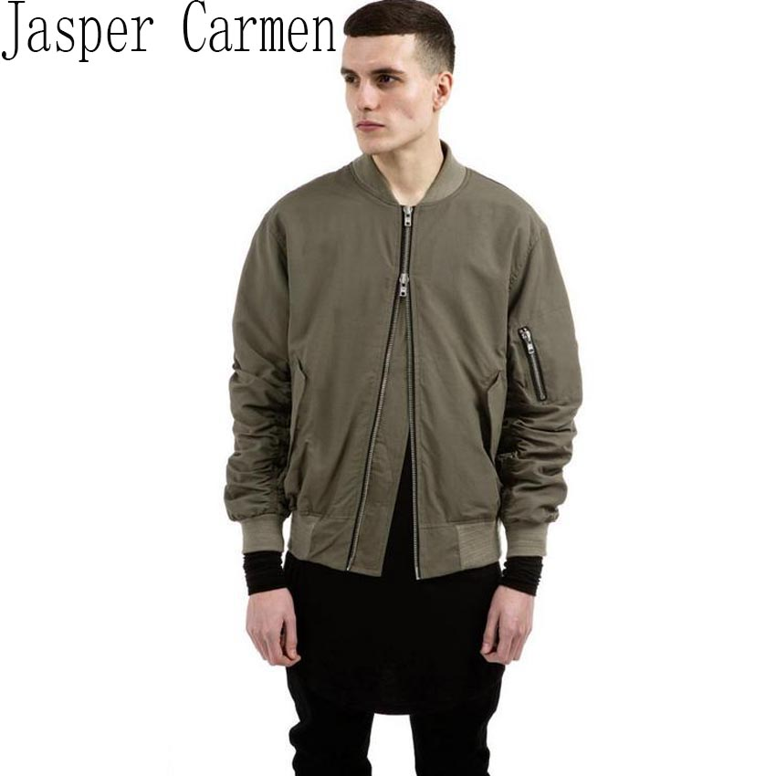 Popular Strapped Bomber Jacket Men-Buy Cheap Strapped Bomber ...