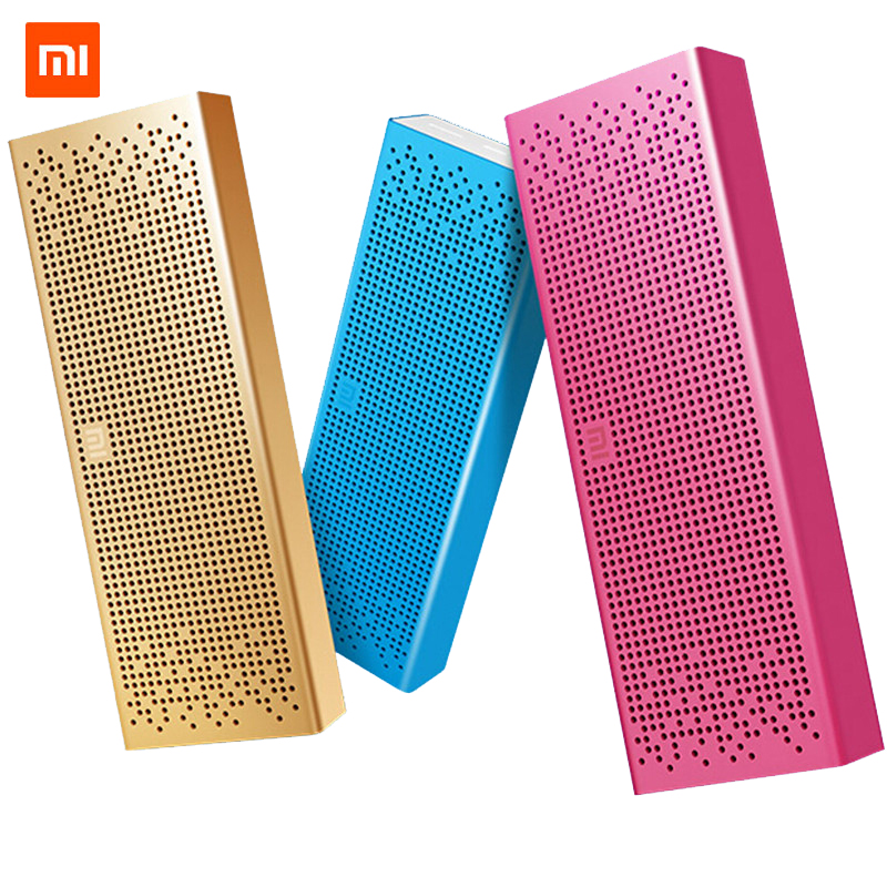 Newest Original Xiaomi Bluetooth Speaker Wireless Stereo Mini Portable MP3 Player For iphone Samsung Handsfree Support TF AUX(China (Mainland))