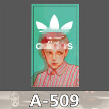 Car styling decor car sticker on auto laptop sticker decal motorcycle fridge skateboard doodle stickers car accessories A-509