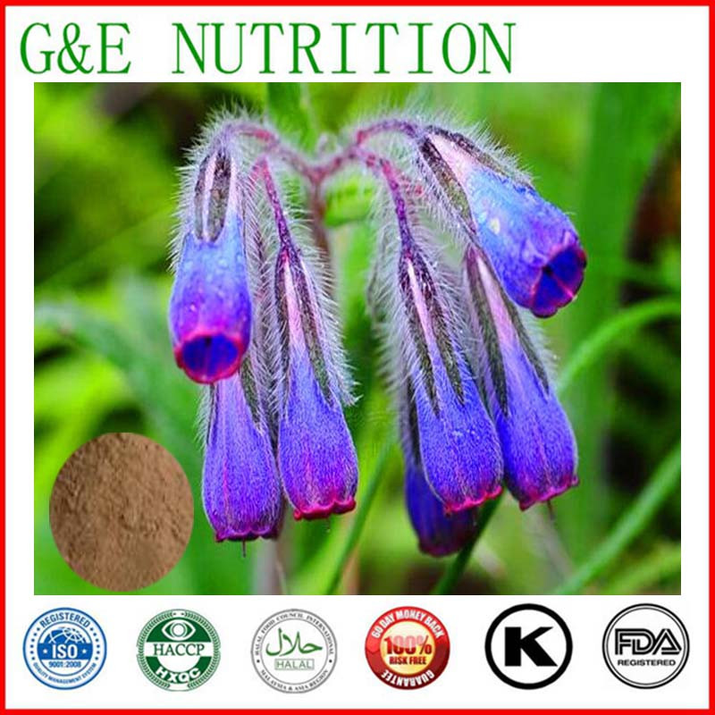 Food Grade Gromwell Root Powder/Alkanet Root Extract/Gromwell Root P.E.   20:1 700g<br><br>Aliexpress