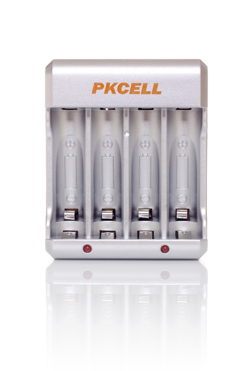 1Pcs*PKCELL 8174 AA/AAA/NICD/NIMH Battery Charger for Rechargeable Batteries EU/UL Plug(China (Mainland))