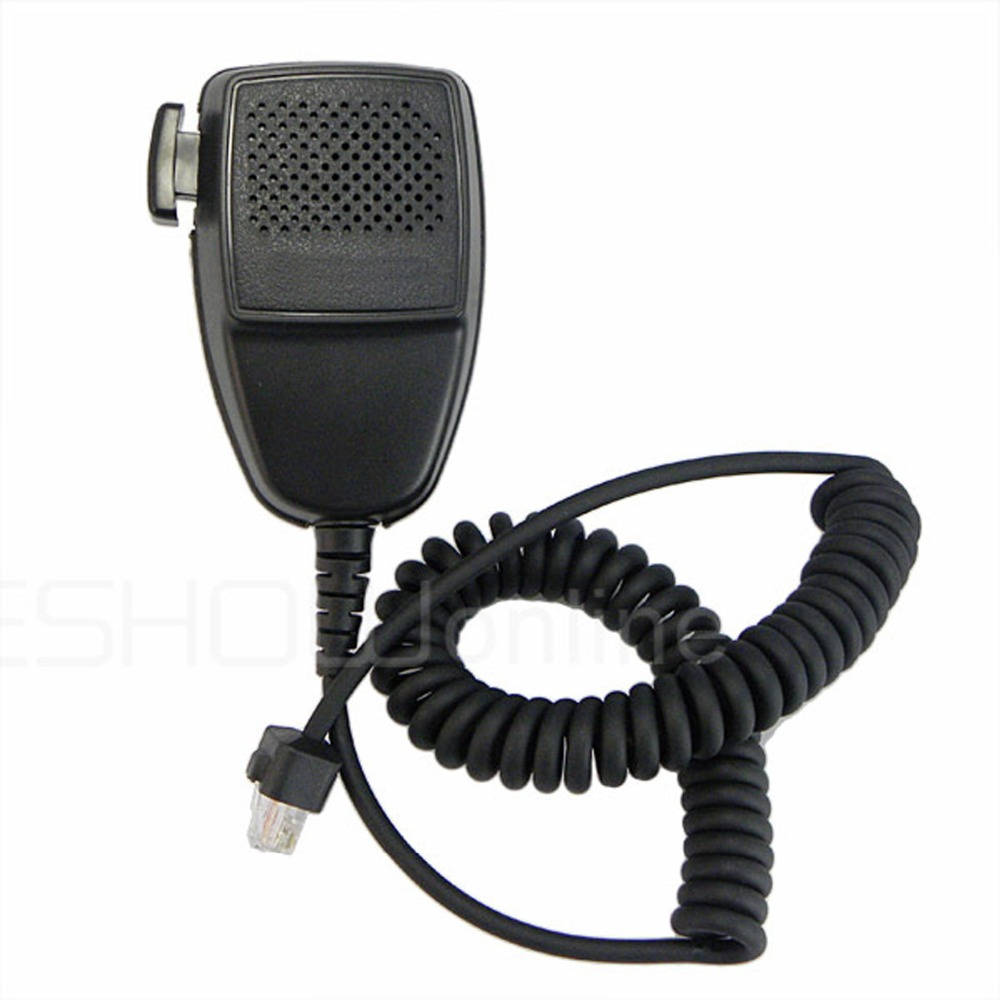 Speaker Mic Microphone for Motorola GM300 GM338 GM950 MAXTRAC CDM750 M400 Ham Radio Walkie Talkie Hf Transceiver J0167A(China (Mainland))