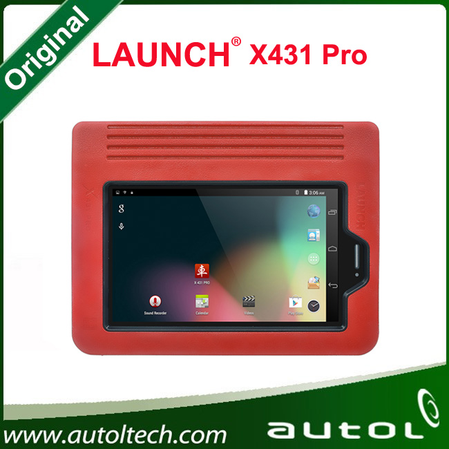 [Launch Authorized] Launch X431 Pro 2016 New Released Product X-431 Pro Auto Scanner Full Set Free Update Online(China (Mainland))