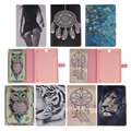 Leather Stand Case Cover For Samsung Galaxy Tab A 9 7 inch SM T550 T555 T551