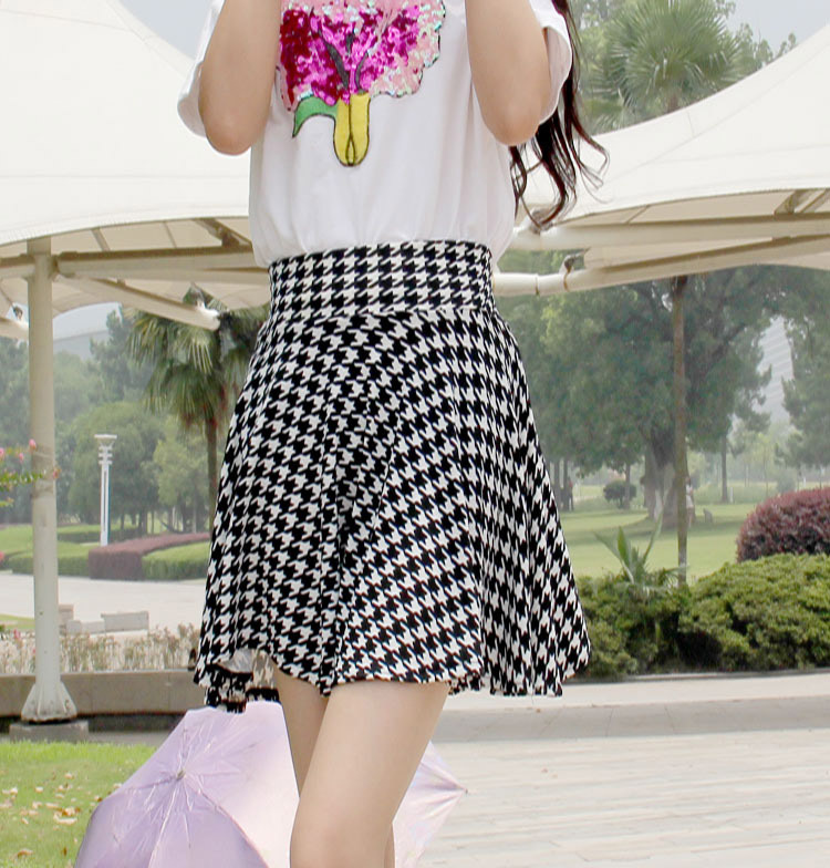 Hot 2014 New Brand Casual Fashion Summer Spring Short Skirts Female ...
