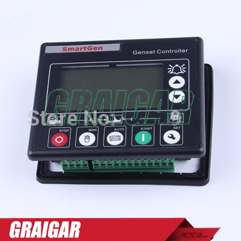 Smartgen HGM400 series automatic controller HGM420 Genset Controller Generator control Module<br><br>Aliexpress