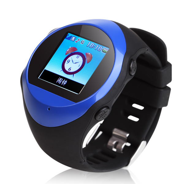 PG88 GPS Tracker Watch Mobile phone for kids Old man with Best touchscreen SOS GPS function