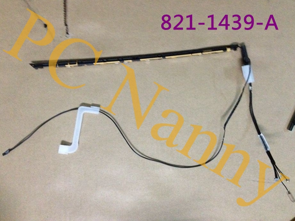 "821-1439-A For apple Macbook Pro Retina 15"" A1398 Antenna & iSight Wifi Camera Webcam Bluetooth Cable 2013 ME293 ME294(China (Mainland))"