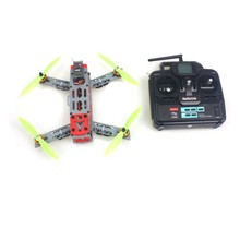 FPV 260 Across Frame Small Quadcopter Including LED Tail Light with QQ Flight Controller and Motor ESC TX & RX F16051-D(China (Mainland))