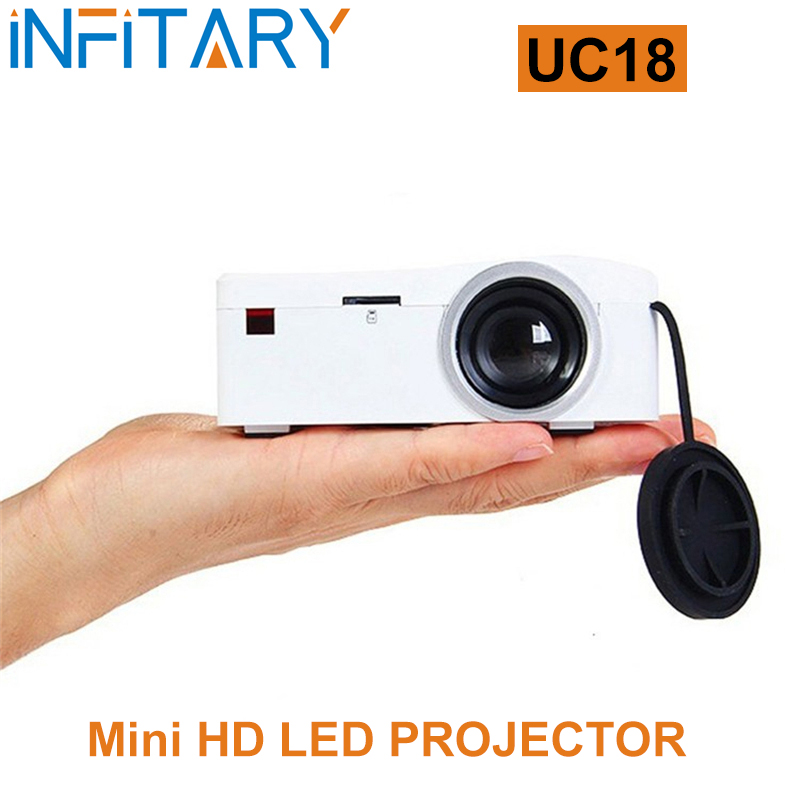 Led projector unic uc18 projector portable mini projector full hd 1080p micro hdmi home theater for Micro mini projector