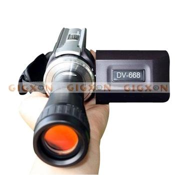 "Dv-668t 3.0 "" TFT жк-цифровой видео с цифровой видеокамеры"