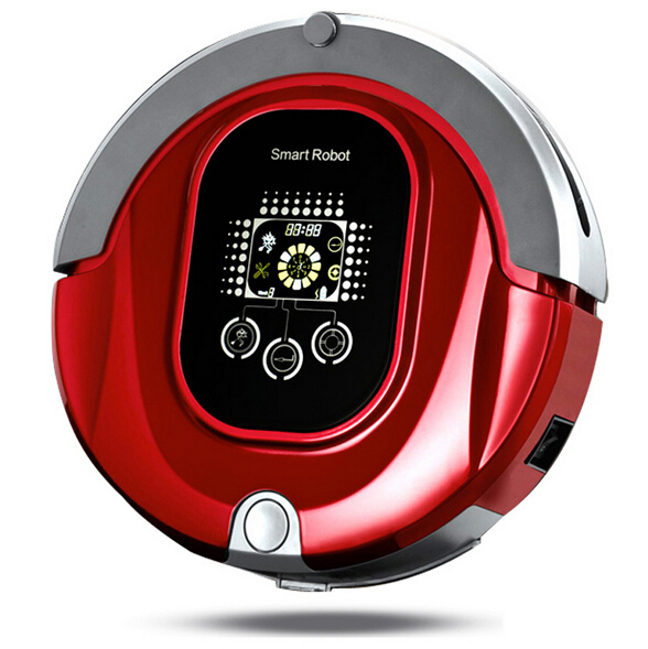 The latest intelligent sweeping robot intelligent automatic household vacuum cleaner(China (Mainland))
