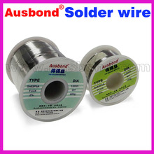 63/67 0.8mm Tin Solder Wire Lead Rosin Core Solder Flux Soldering Iron Wire Tin Wire Soldering Wire Electrolytic Tin 800g/Roll(China (Mainland))