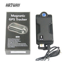 High quality Strong Magnet  GSM GPRS GPS Tracker Car Vehicle real time Tracker Locator Device TK05 with Waterproof IP67(China (Mainland))