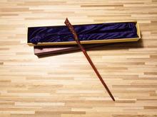 Бесплатная доставка Новый Оригинальный Палочка Джордж уизли (близнецы) Волшебная Палочка Косплей Магический Классические Игрушки