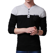 2015 New Autumn Fashion Brand Casual Sweater V-Neck Striped Slim Fit Knitting Mens Sweaters And Pullovers Men Pullover Men(China (Mainland))