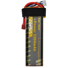 You&me RC Lipo Battery 14.8V 3300MAH 35C AKKU LiPo RC Battery For Helicopter Cars DJI Rechargeable