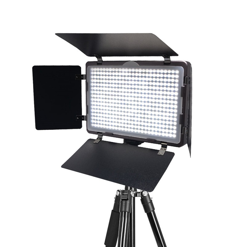Mcoplus LED-410A Ultra-thin Studio Photography Video LED Light for Canon Nikon Pentax Panasonic Sony <font><b>Samsung</b></font> Olympus <font><b>DSLR</b></font> Camera