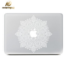 Buy Mimiatrend White Leaves Removable Vinyl Decal Laptop Skin Sticker Apple Macbook Air Pro Retina 11 13 15 Inch Laptop Skins for $6.87 in AliExpress store