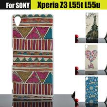 Buy JURCHEN Case Sony Xperia Z3 Case Cover Cute Cartoon Hard Cover Case Sony Xperia Z3 D6603 D6643 D6653 D6616 Case stock for $1.39 in AliExpress store