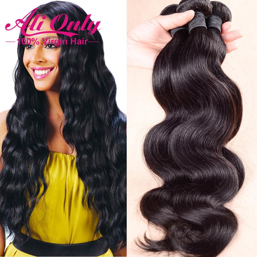 100 Virgin Human HairReal Natural Virgin HairRemy Hair